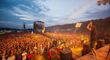Іде війна - Україна фестивалить. Фото