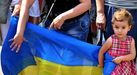 У Житомирі відбувся урочистий мітинг на честь прикордонників. Фото