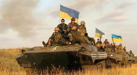 БТГР 72 бригади 8 армійського корпусу відправилась в АТО